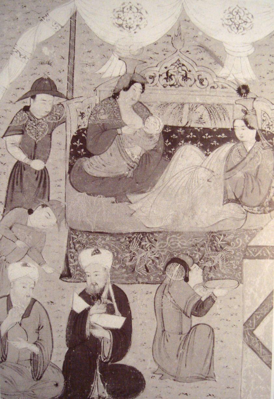 Rashid al-Din - Rashid al-Din, Djami al-Tawarikh, early 14th century.